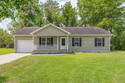 Richlands Single Family Home For Sale: 98 Meadow Farms Road
