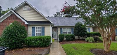 Wilmington Condo/Townhouse For Sale: 4204 Winding Branches Drive