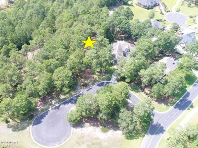 Ocean Isle Beach Residential Lots & Land For Sale: 6604 Cadbury Lane