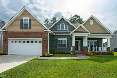 Winterville Single Family Home For Sale: 3425 Flora Drive