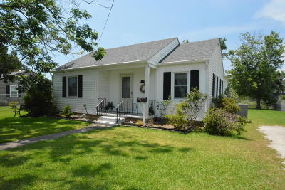 Morehead City Single Family Home For Sale: 809 N 20th Street
