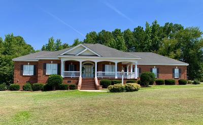 Nash County Single Family Home For Sale: 904 Red Oak Hills Road