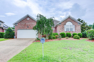 Wilmington Single Family Home For Sale: 3909 Verdura Drive