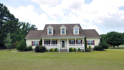Greenville Single Family Home For Auction: 612 Seville Road