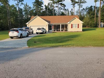 Havelock NC Single Family Home For Sale: $200,000