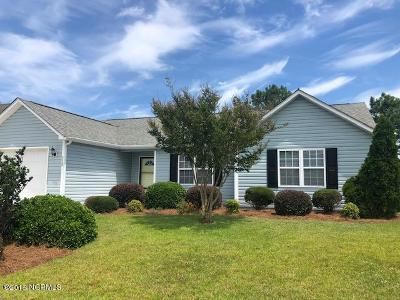Beaufort NC Single Family Home For Sale: $195,000