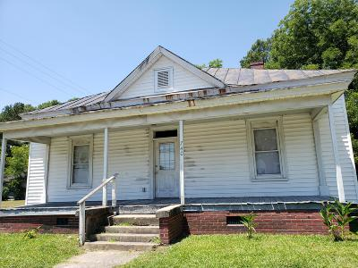 Edgecombe County Single Family Home For Sale: 740 Clark Street