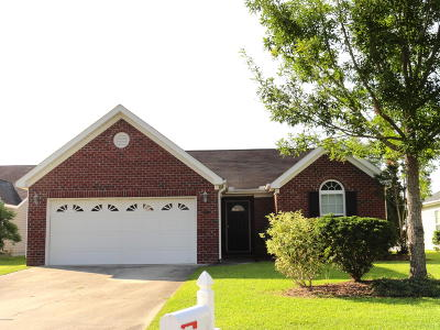 New Bern Single Family Home For Sale: 102 Jubilee Place