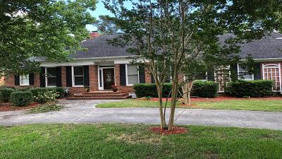 Wilmington NC Single Family Home For Sale: $417,500