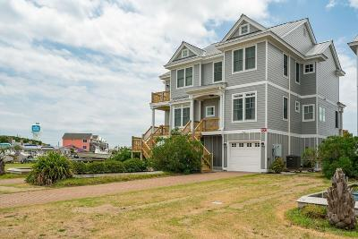 Carteret County Condo/Townhouse For Sale: 105 Old Causeway Road