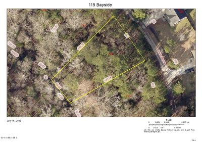 Sneads Ferry Residential Lots & Land For Sale: 115 Bayside Drive