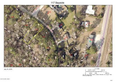 Sneads Ferry Residential Lots & Land For Sale: 117 Bayside Drive