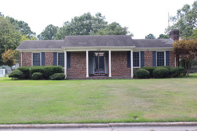 Edgecombe County Single Family Home For Sale: 1112 Crestview Drive