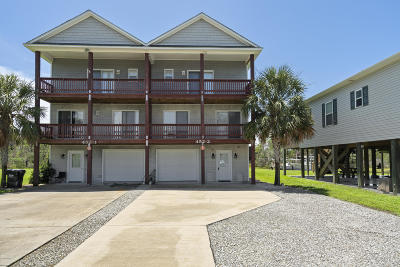 Sneads Ferry Single Family Home For Sale: 452 Chadwick Acres Road #2