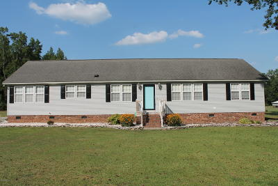 Nash County Single Family Home For Sale: 8645 N Carolina Hwy 58