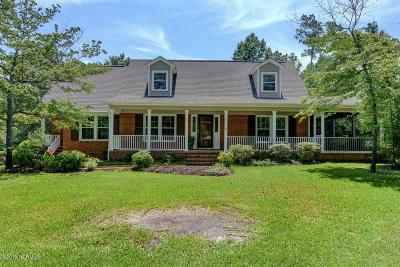 Bayshore Estates Single Family Home For Sale: 525 Scenic Circle