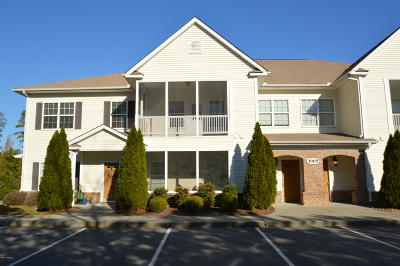 Greenville NC Condo/Townhouse For Sale: $125,000