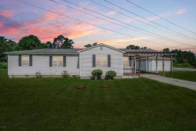Onslow County Single Family Home For Sale: 201 Sandy Drive