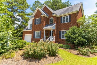 Greenville Single Family Home For Sale: 3504 Grey Fox Trail