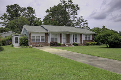Jacksonville Single Family Home For Sale: 2601 Country Club Road