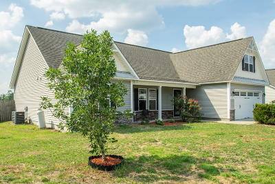 Richlands Single Family Home For Sale: 101 Gobblers Way