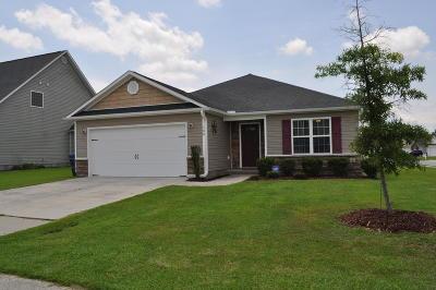 Jacksonville Single Family Home For Sale: 500 Durban Lane