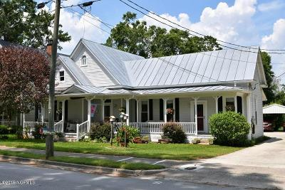Richlands Single Family Home For Sale: 112 W Foy Street
