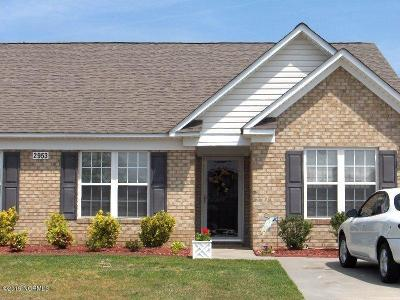 Winterville Condo/Townhouse For Sale: 2953 Jessica Drive #B
