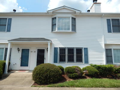 Winterville Condo/Townhouse For Sale: 3800 Sterling Pointe Drive #A4
