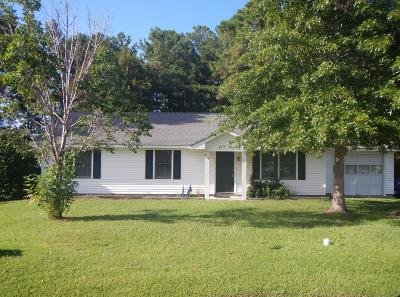 Havelock NC Single Family Home For Sale: $115,000