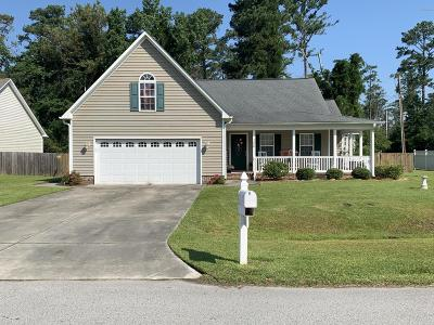 New Bern NC Single Family Home For Sale: $208,000