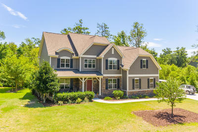 Swansboro Single Family Home For Sale: 123 Little Bay Drive