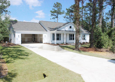 Hampstead Single Family Home For Sale: 561 Topsail Plantation Drive