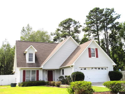 Havelock NC Single Family Home For Sale: $209,000