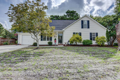 Wilmington Single Family Home For Sale: 6607 Lipscomb Drive