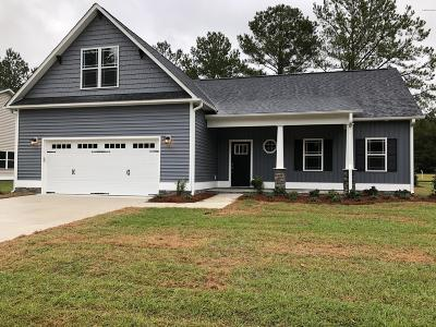 New Bern NC Single Family Home For Sale: $240,000