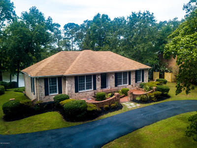 New Bern NC Single Family Home For Sale: $479,900