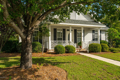 Morehead City Single Family Home For Sale: 113 Carefree Lane