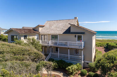 Pine Knoll Shores Single Family Home For Sale: 459 Maritime Place