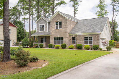 Hampstead Single Family Home For Sale: 37 Crabcatcher Court