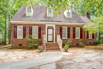 Rocky Mount Single Family Home For Sale: 716 Short Spoon Circle