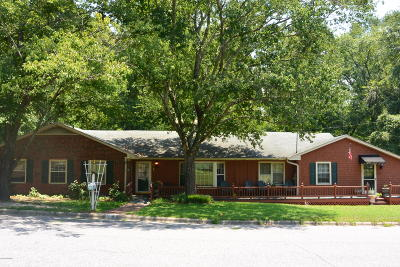 Greenville Single Family Home For Sale: 1118 S Overlook Drive