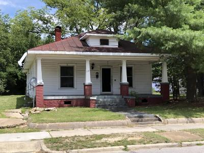 Edgecombe County Single Family Home For Sale: 731 Branch Street