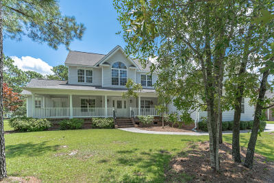 Hampstead Single Family Home For Sale: 207 S Grist Mill Road