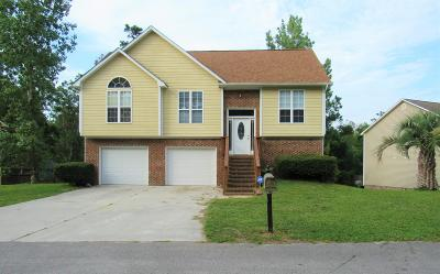 Sneads Ferry Rental For Rent: 414 Whirlaway Boulevard