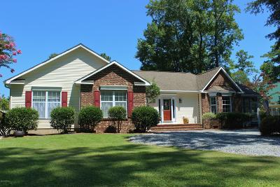 Merritt Single Family Home For Sale: 638 Bay Shores Road