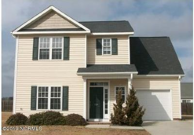 Greenville Single Family Home For Sale: 924 Ellery Drive