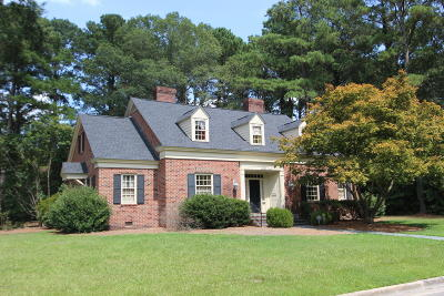 Edgecombe County Single Family Home For Sale: 1415 E Canal Street