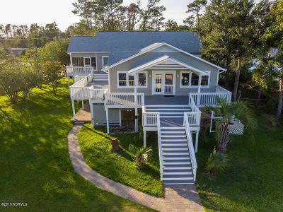 Newport Single Family Home For Sale: 287 Bj Taylor Road