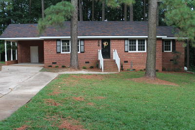 Nash County Single Family Home For Sale: 109 Brantley Street